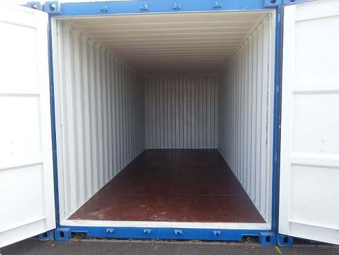 Kitson's Transport Storage Facilities