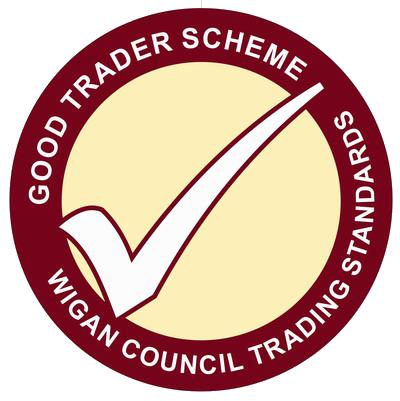 Part of the Wigan Good Trader Scheme