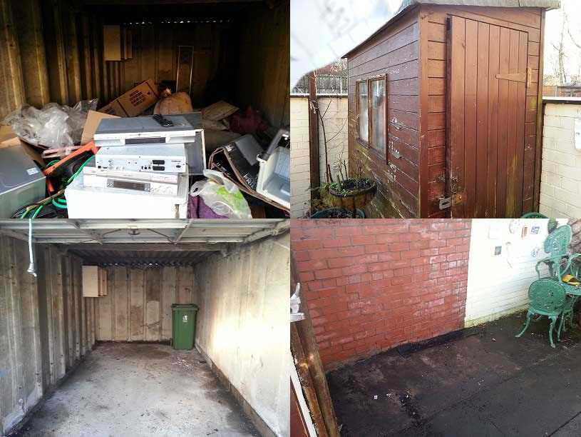 Professional Garage and Shed Clearances