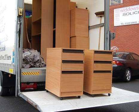 Office Furniture Removals With Disposals And Recycling