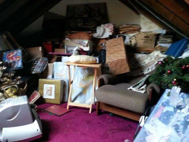 House Clearances from Kitson's Transport