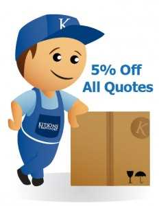 5% Off All Removals & Transport Quotes