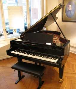 Baby Grand Piano Removals