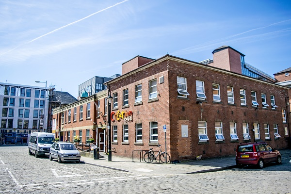 The Panic Room Clinic Building