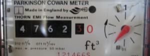 Take meter readings