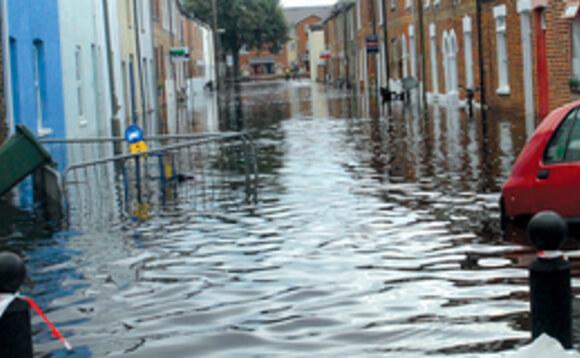 Repairing Flood Damage
