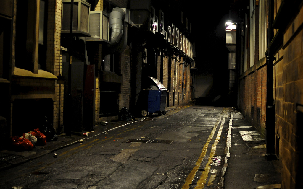 Manchester Alleyway